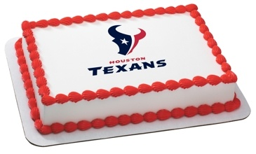 Houston Texans Groom's Cake