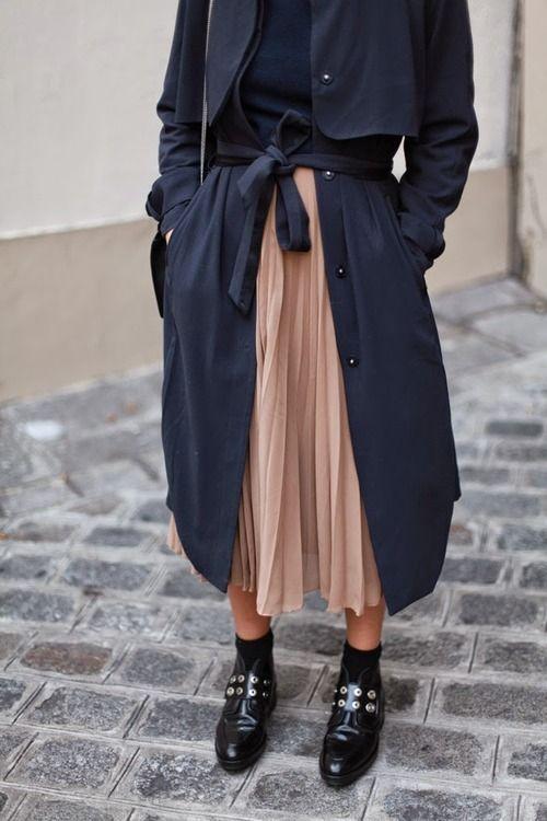 Je prends enfin le temps de vous parler d'un incontournable de la garde-robe…
