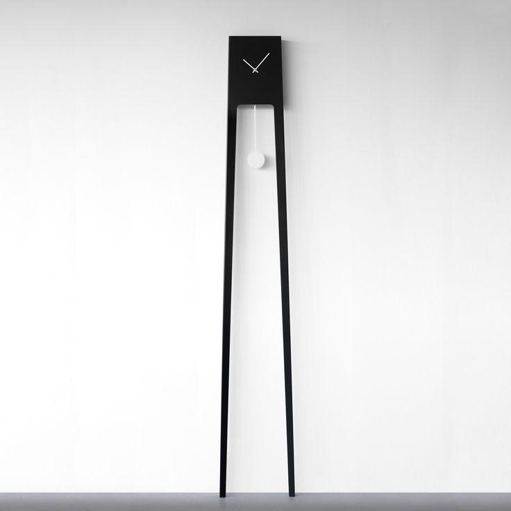 Tiuku Pendulum Clock | Black