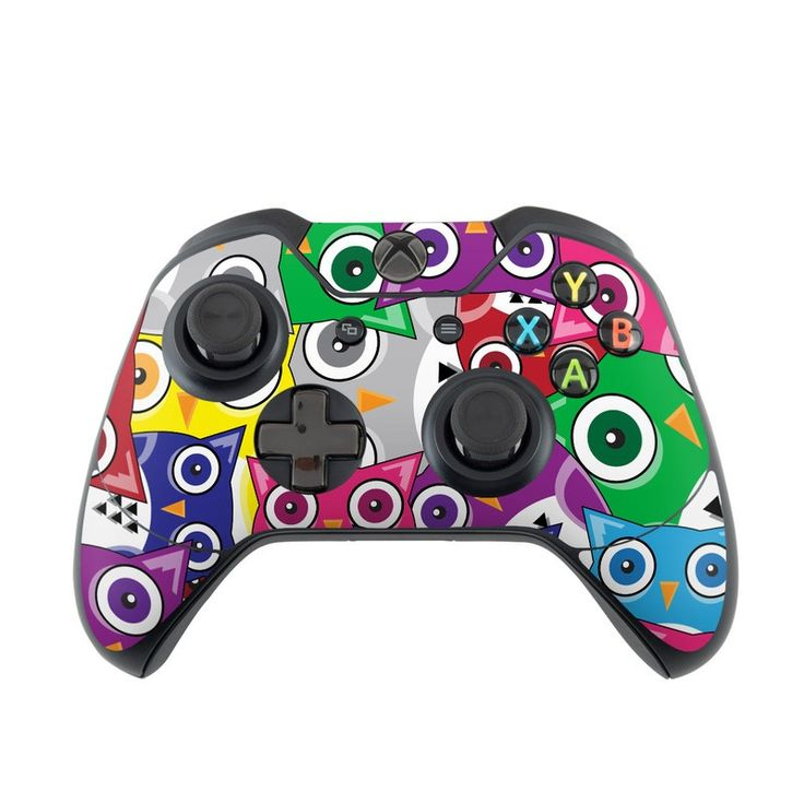 Microsoft xbox one controller skin hoot by fp