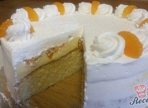 Fantastický dort FLORIDA - fotopostup
