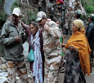 Three-day state mourning declared in Uttarakhand
