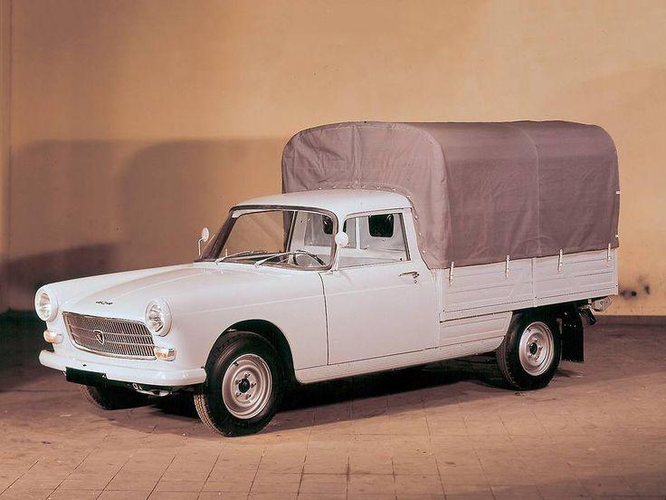 http://www.auto-forever.com Peugeot 404 Pick-up – Histoire et Fiche technique – Auto Forever