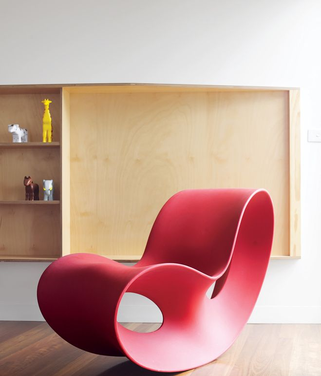Voido chair by Ron Arad for Magis