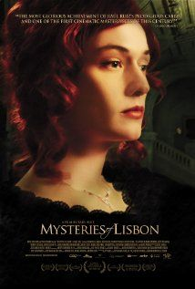 MYSTERIES OF LISBON. Follows a jealous countess, a wealthy businessman, and a young orphaned boy across Portugal, France, Italy and Brazil where they connect with a variety of mysterious individuals. Director: Raoul Ruiz (as Raúl Ruiz). Ref. number(s): POR-006-008 (DVD).