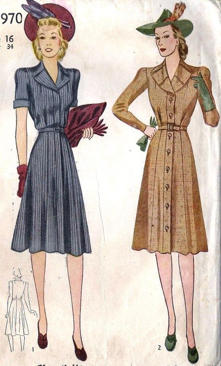 40s Clothes Secret Cinema Casablanca Pinterest 1940s Dresses 1940s And Dress Patterns