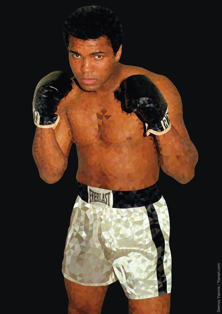 Muhammad Ali_Yianart.com