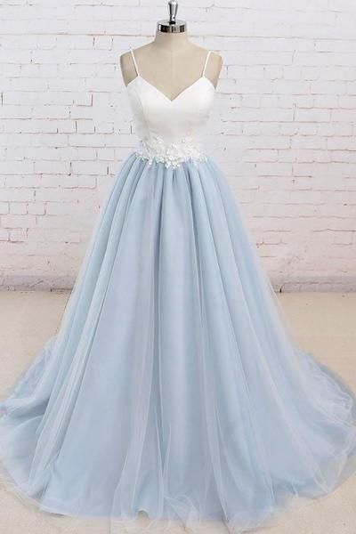 29d0bec6ebd Backless Ball Gown Long Prom Dress 2018 Wedding Party Dress Formal Evening  Gowns PDS0440