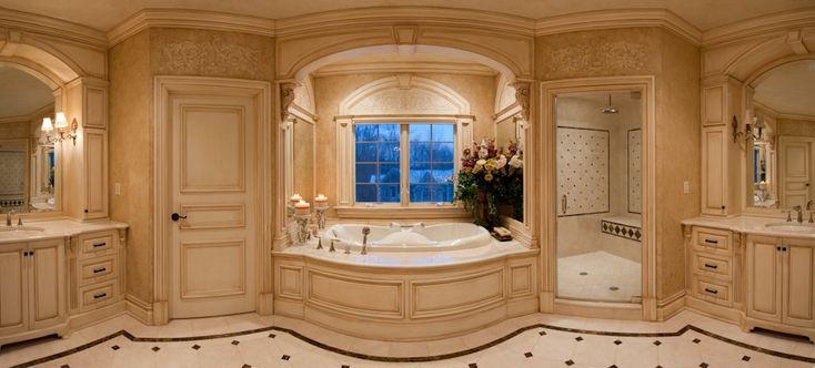 147 Best Custom Luxurious Bathrooms Images On Pinterest