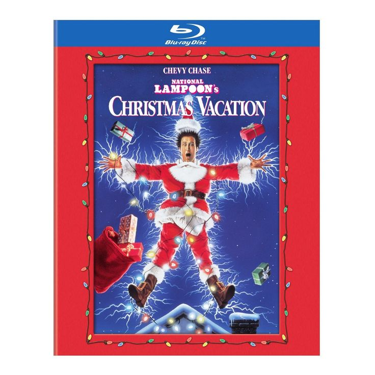 National Lampoon's Christmas Vacation Target Exclusive Packaging + Cards (Blu-ray)