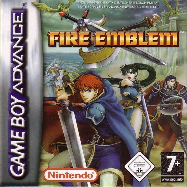 Download Fire Emblem for Gameboy Advance(GBA) and play Fire Emblem video game on your PC, Mac, Android or iOS device!