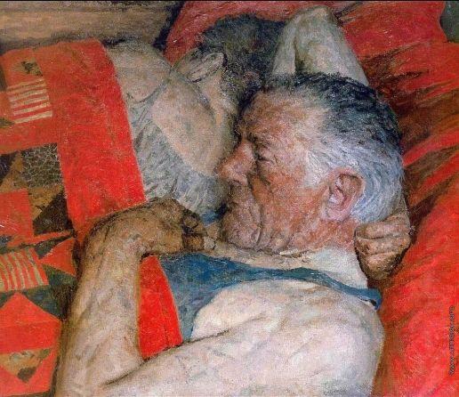 Коржев-Чувелев Г. М. Старые раны