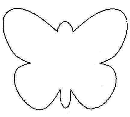 Resultado de imagen para mariposas para imprimir