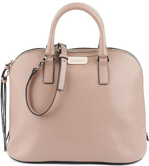 """Pin for Later: 28 Taschen, die zu jedem Outfit passen Coccinelle Tasche Coccinelle Tragetasche """"Mary"""" in rosa (269 €)"""