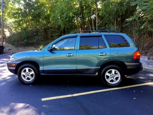Used 2003 Hyundai Santa Fe GLS for Sale in Pittsburgh PA 15210 Used Car World