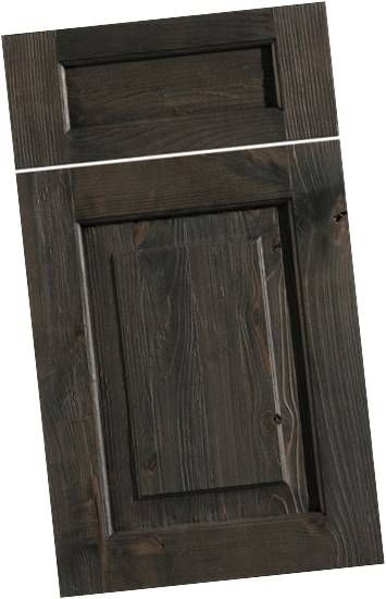 Dura Supreme #Cabinetry #Door with #Weathered Finish