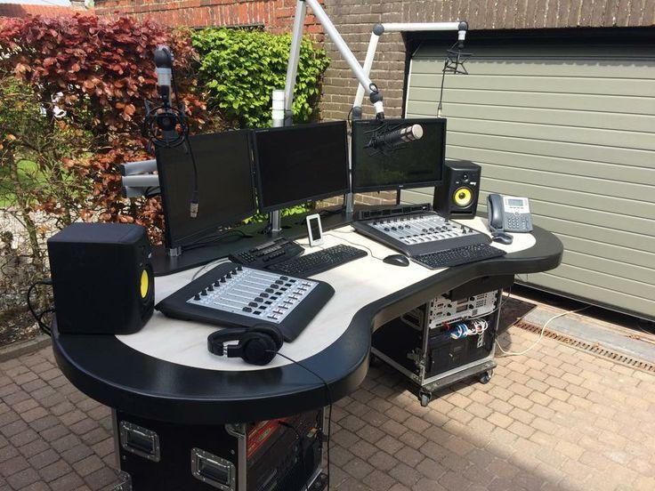 Dj Booth Studio Ideas Audiophile Radios Equipment Studios
