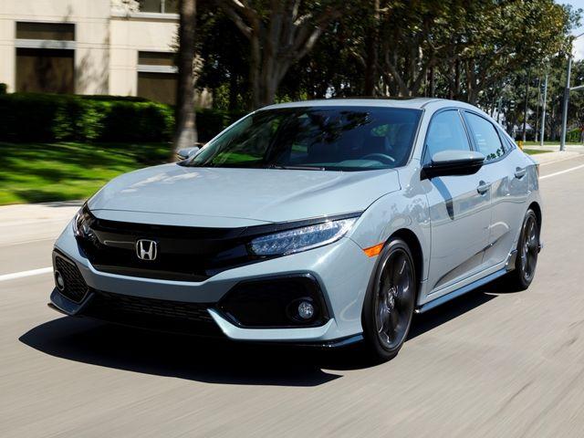 Https Www Kbb Com Car News All The Latest Compact Car Hatchback Comparison 2017 Honda Civic 2100004181 Honda Civic Civic Hatchback Honda Civic Hatchback