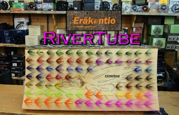 RiverTube tube flies can be found in shops around Finland. Contact Tmi River Ranger Finland to get Your own boad in Your nearest shop! :) #riverbug #rivertube #tubefly #shopping #fishing #fishingtackle #fly #flyfishing #perho #putkiperho #perhokalastus #spinfluga #spinfly #salmonfly #salmon #laxflyga #lax #riverbugfinland www.riverbug.fi