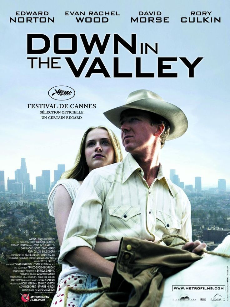 down in the valley starring edward norton evan rachel