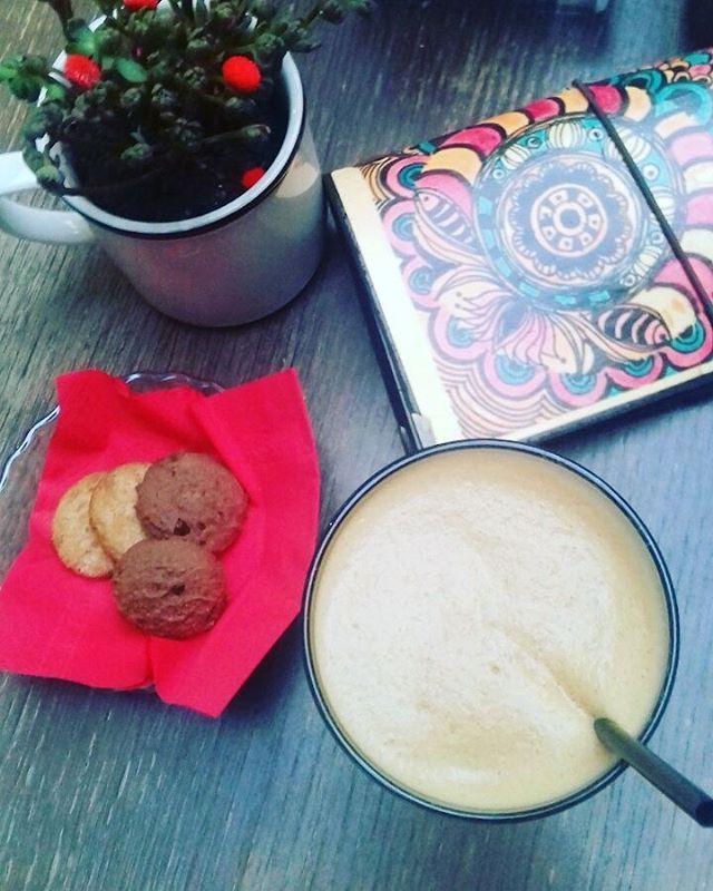 Colorful coffee time #stemaworld #coffee #summer