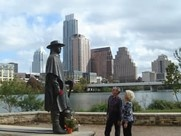 Gr8 First D8s | Lady Bird Lake, Peter Pan Mini-Golf, Alamo Drafthouse - Ritz, Kung-Fu Saloon, The Broken Spoke, Dry Creek Cafe & Boat Dock, Elephant Room and Main Event Entertainment.