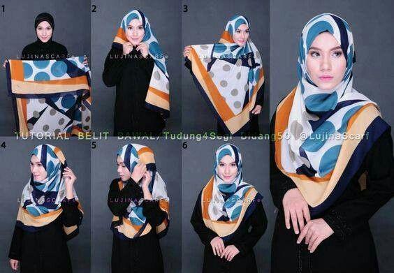 Tutorial #hijab