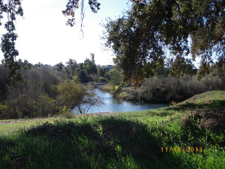 The San Joaquin River