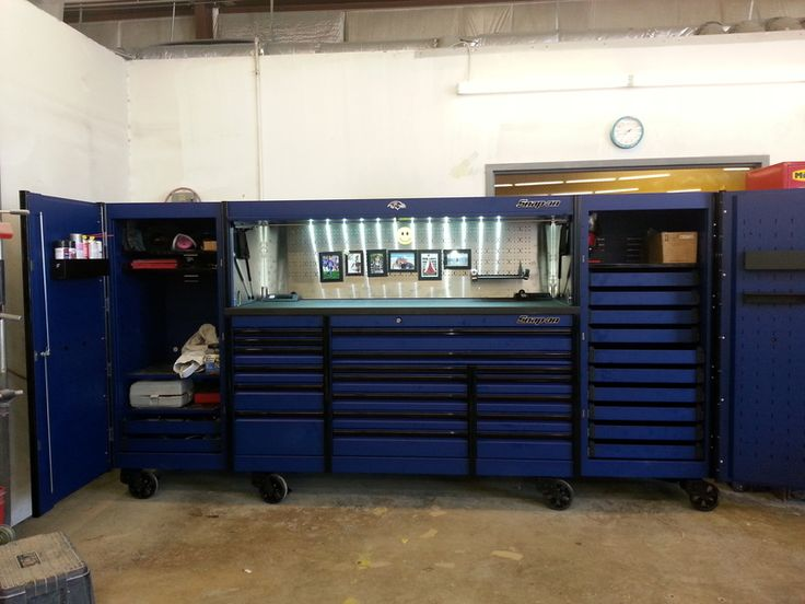 1000 images about automotive tool box storage on for 4 box garage
