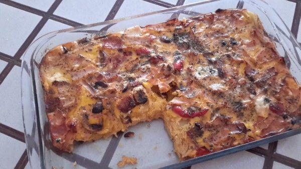 Ομελέτα φούρνου υπερπαραγωγή #sintagespareas #omeletafournou