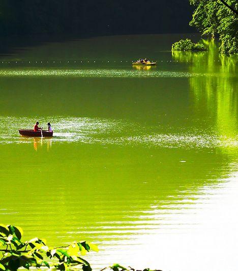 Lillafüred, Hámori-tó