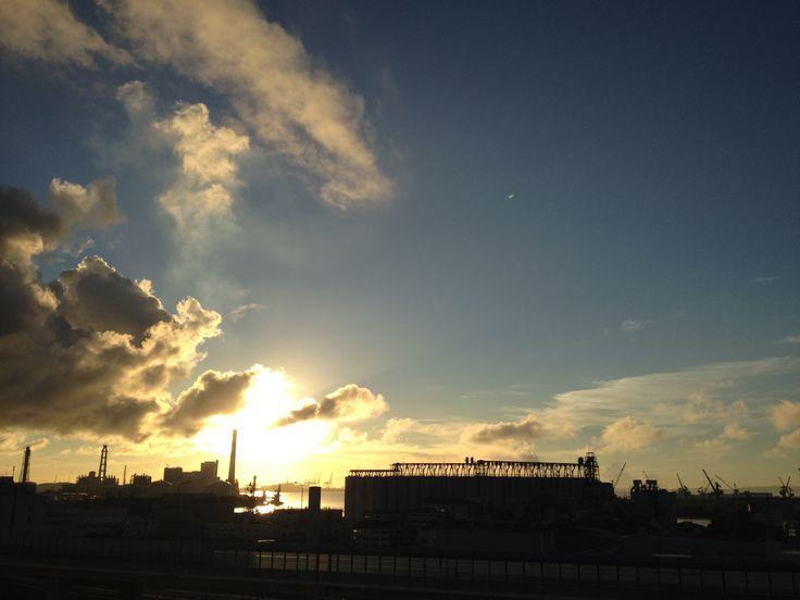 2012,August,sunrise