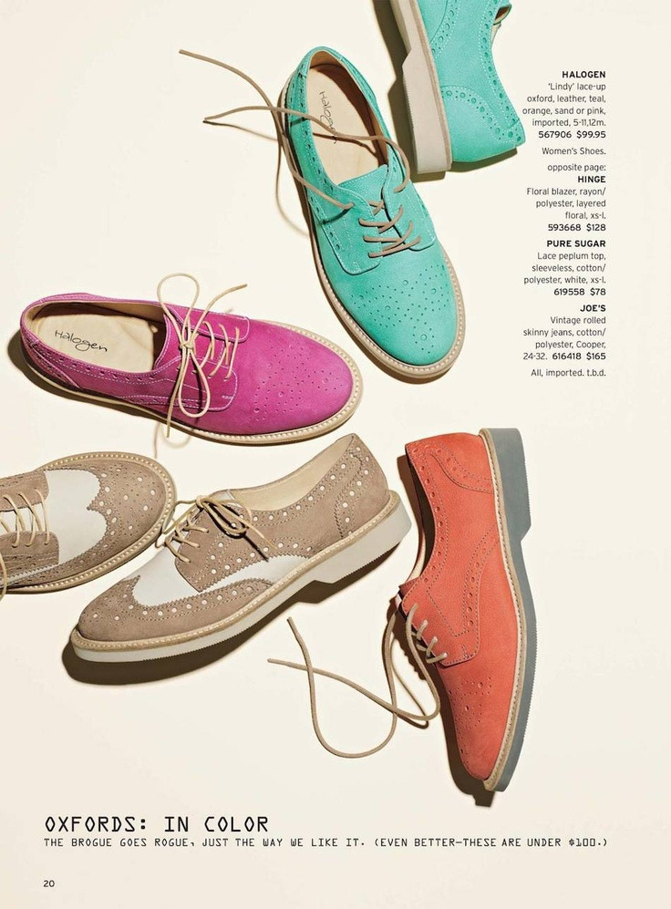 Nordstrom January 2013 Start Here Catalog-My dream Shoes!