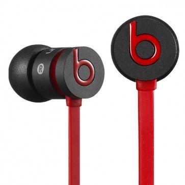 Fone de Ouvido Anti Nó com Microfone urBeats In-Ear Preto - Beats  Substitua o seu fone velhinho do celular por este resistente e potente Fone de Ouvido urBeats In-Ear da Beats. Você nunca mais vai querer outro.