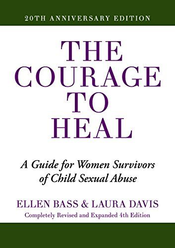 Great News That's Been A Long Time Coming… The Courage to Heal: A Guide for Women Survivors of Child Sexual Abuse, the book I co-authored with Ellen Bass, is finally available online as an ebook!  The Courage to Heal has sold well over a million copies and has been published in 9 languages: Korean, German, Japanese, Chinese, Spanish, Swedish, Finnish and Slovenian.