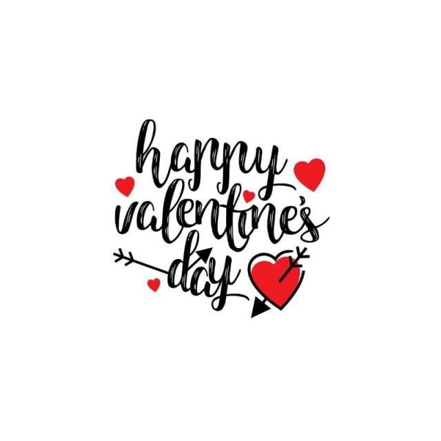 Happy Valentine S Day Card With Simple Background Vector Happy Icons Simple Icons Background Icons Png And Vector With Transparent Background For Free Downlo Happy Valentines Day Card Happy Valentine Day