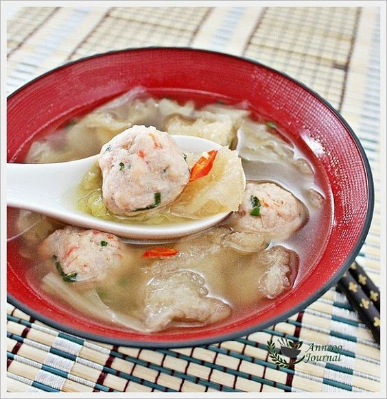Fish Maw Soup 鱼鳔汤   Anncoo Journal - Come for Quick and Easy Recipes