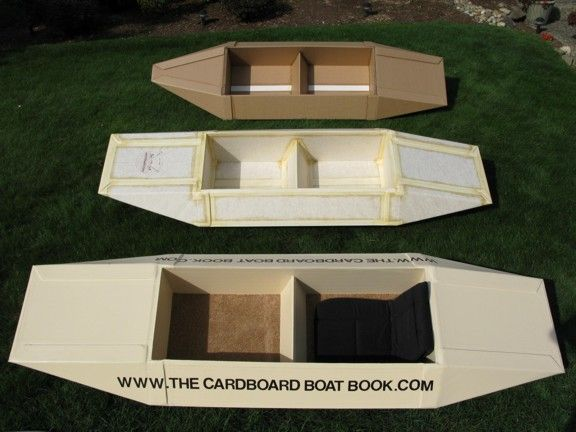 17 Best images about Cardboard boat on Pinterest   Tim walker, Paddle boat and Book fairs
