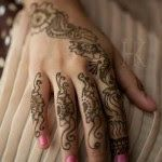 Eid Special Mehndi Designs Collection 2014 2015: Nail Art And Mehndi Designs 2014 By Hadiqa Kiani S...