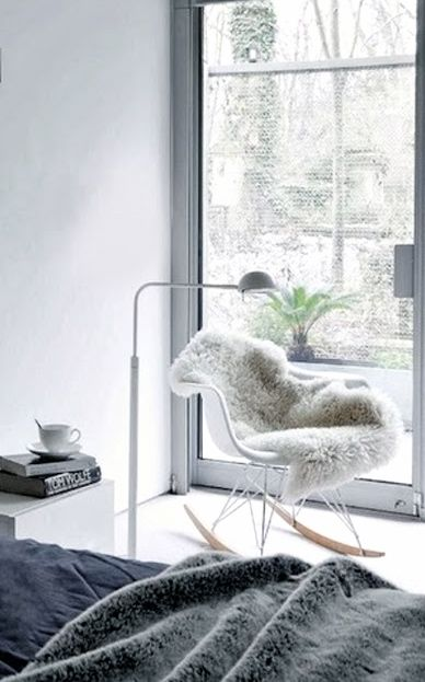 Via Stil Inspiration | Eames Rocker