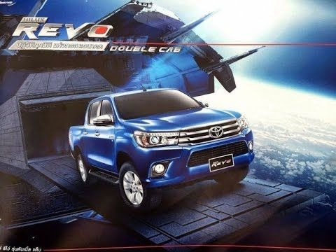 Toyota Hilux REVO -  Made in 4x4.fr