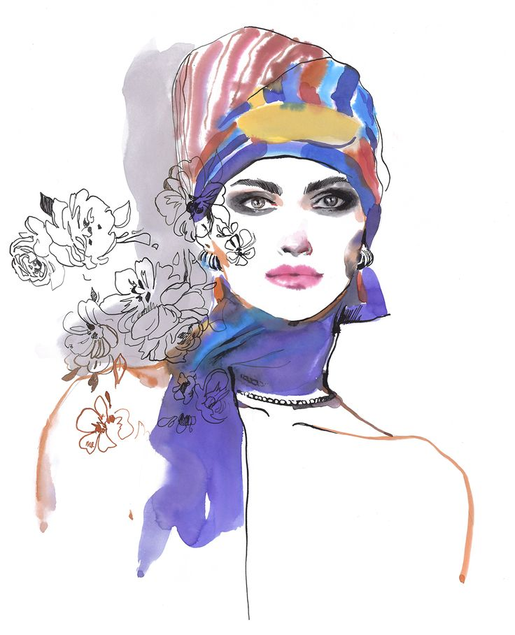 1000 Images About Fashion Illustrations On Pinterest: 1000+ Images About Illustration Board On Pinterest