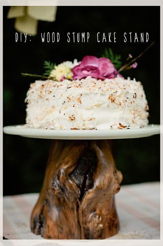 .CAKE STAND