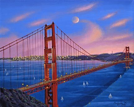 Golden Gate, Liudmila Kondakova