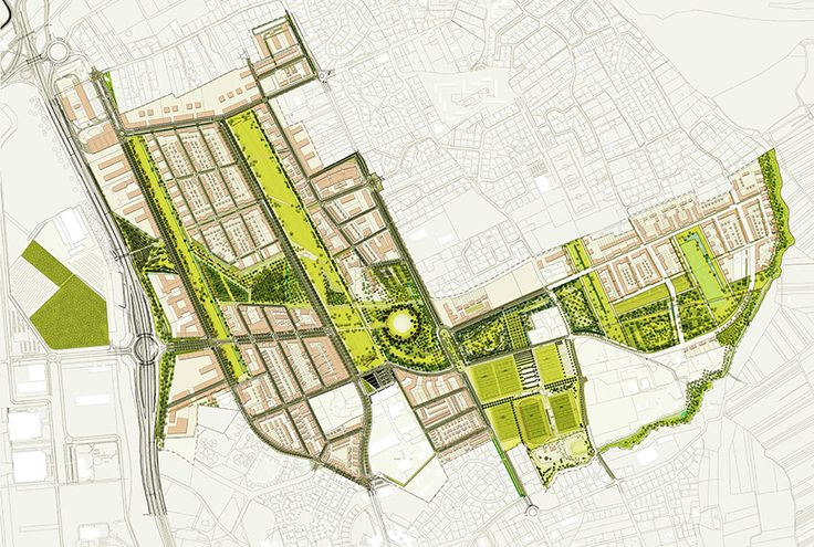 Plan View « Landscape Architecture Works | Landezine | Plan | Pinterest |  Parques, Paisagens E Arquitetura Paisagista