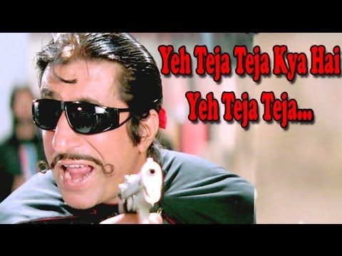 Saturdays are just to relax & have some laugh...lets do it through this comedy scenes from the movie #AndazApnaApna