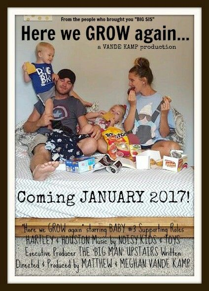 Best 25 Baby 3 Announcement Ideas On Pinterest 3rd Baby