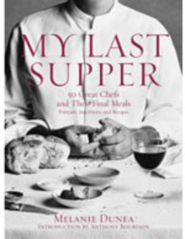 "My Last Supper takes the old ""last bite on earth"" game to the next level by asking that question of 50 of the world's best-known and most-loved chefs. Though beautifully photographed and almost more of a coffee-table book in size..."