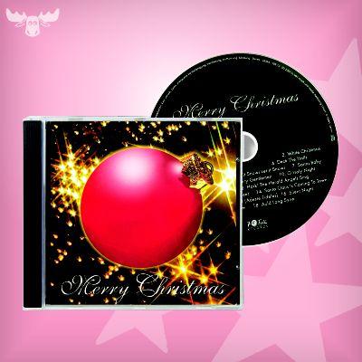 Merry Christmas - Festliche Weihnachtslieder mit festliche Weihnachtslieder mit Mahalia Jackson, Louis Armstrong, Bing Crosby, Dean Martin und Frank Sinatra ...