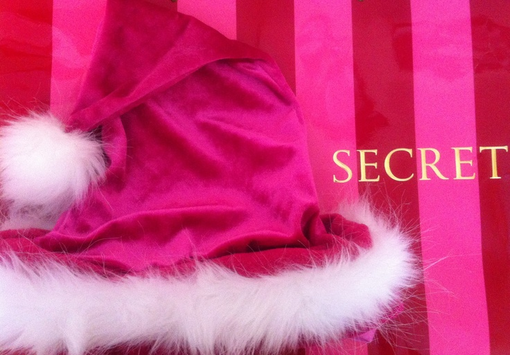 Victoria's SECRET Santa #SantaBaby #MissClause